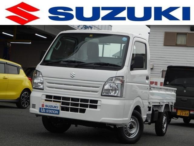 スズキ KCエアコンパワステ/5速マニュアル/新車保証継承