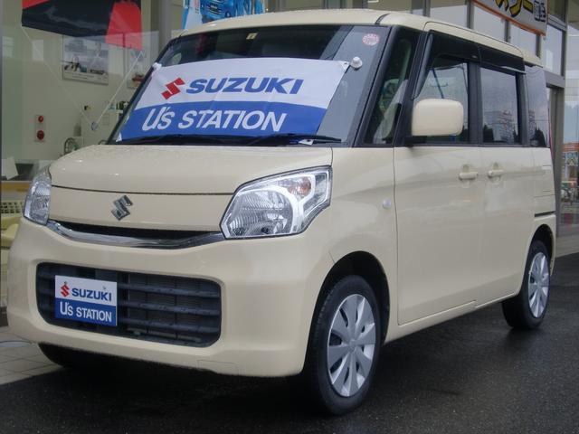 スズキ X 2型 ナビゲーション 片側電動スライドドア装着車