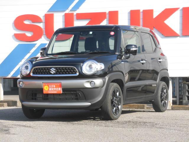 スズキ HYBRID MZ 4WD 新車保証継承 シートヒーター