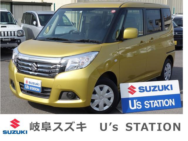 スズキ G 2型 後席左電動スラ  キーレスPスタート 新車保証継承