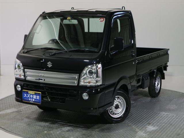 スズキ キャリイトラック KX 3型 パートタイム4WD3AT
