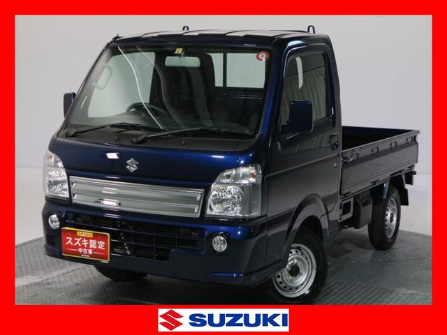 スズキ キャリイトラック KX 3型 2WD3AT