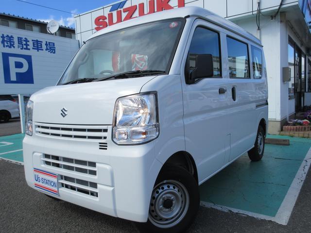 スズキ PA 3型 デモカー使用