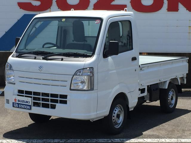 スズキ KC農繁 デフロック/ラジオプレーヤー/5MT/4WD