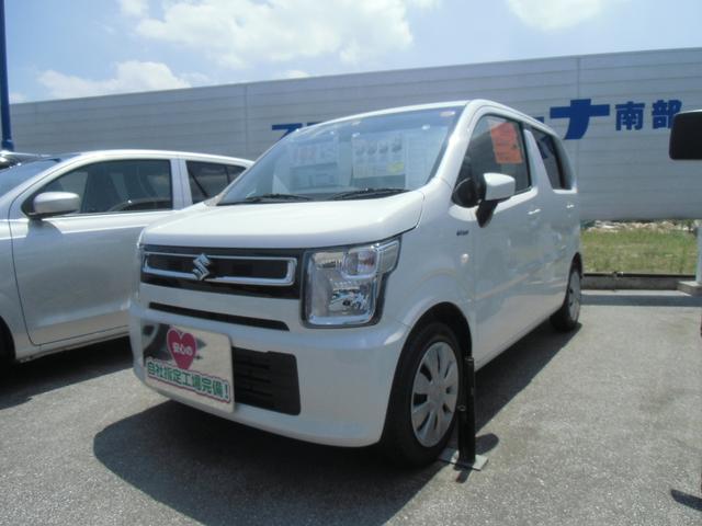沖縄県豊見城市の中古車ならワゴンR HYBRID FX