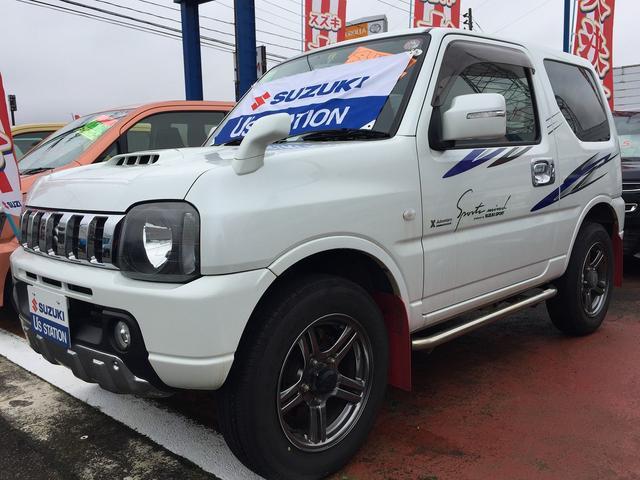 「スズキ」「ジムニー」「コンパクトカー」「新潟県」の中古車