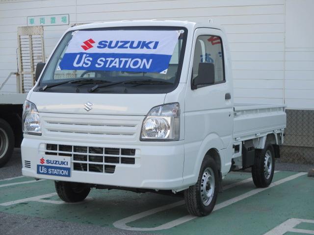 スズキ KCエアコンパワステ 3型 3AT4WD マニュアルエアコン