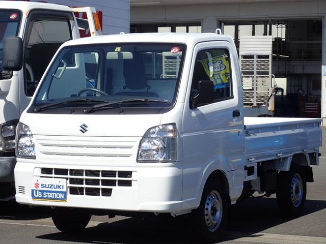 スズキ KCエアコンパワステ 3型 両席エアバック AM/FMラジオ