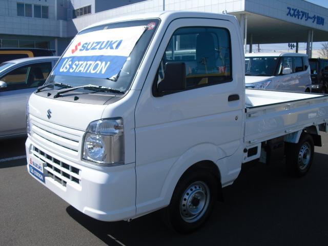 スズキ キャリイトラック KC農繁   3型           4WD/5MT