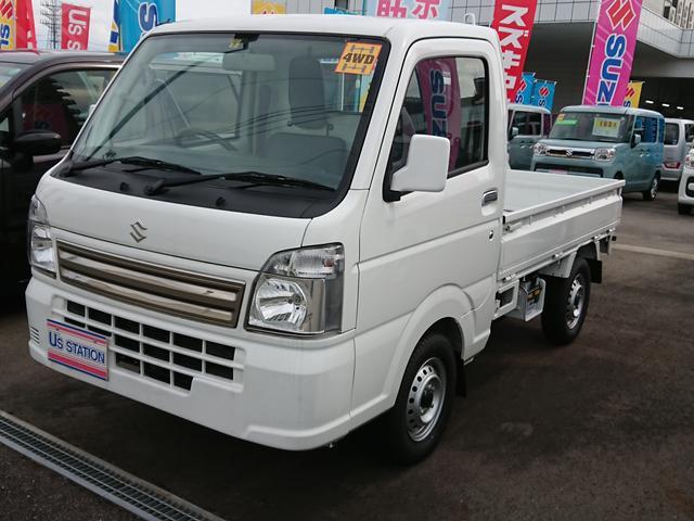 スズキ KCスペシャル 3型 4WD 5速MT キーレス