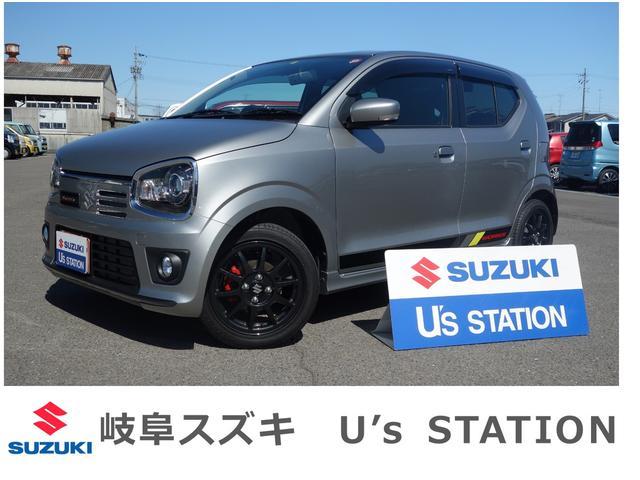 スズキ ワークス5MT ナビ&TV ETC マット バイザー レカロ