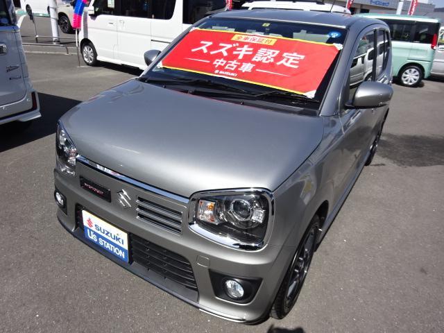 スズキ ワークス MT車 4WD 元試乗車