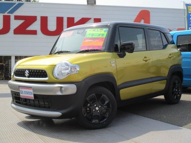 スズキ HYBRID MX 4WD