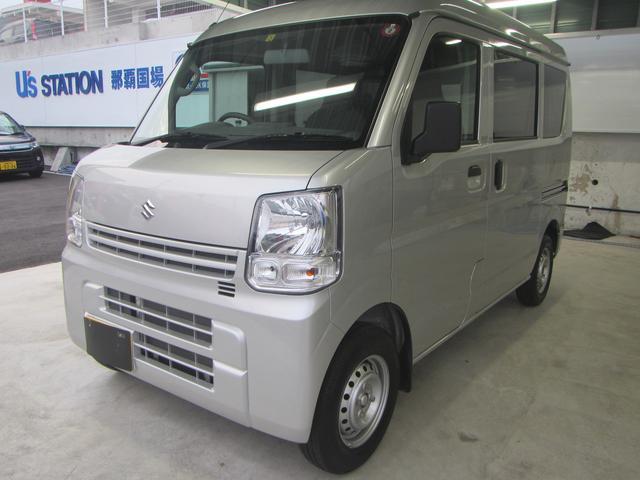 沖縄県の中古車ならエブリイ PAリミテッド 2型