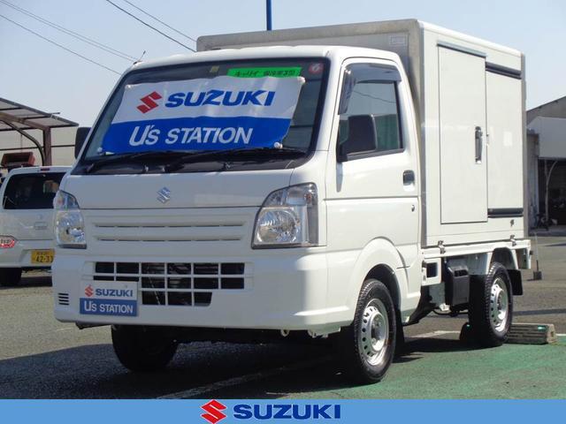 スズキ 保冷車 3型 2WD 5MT