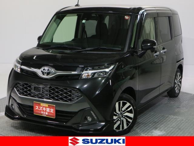 トヨタ タンク カスタムGS ワンセグナビ・バックカメラ
