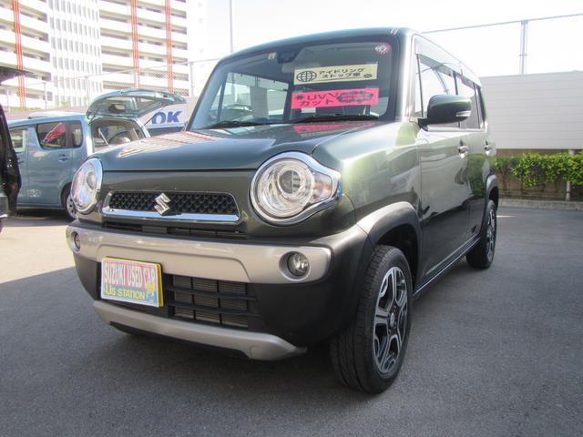 沖縄県浦添市の中古車ならハスラー X MR31S.MR41S