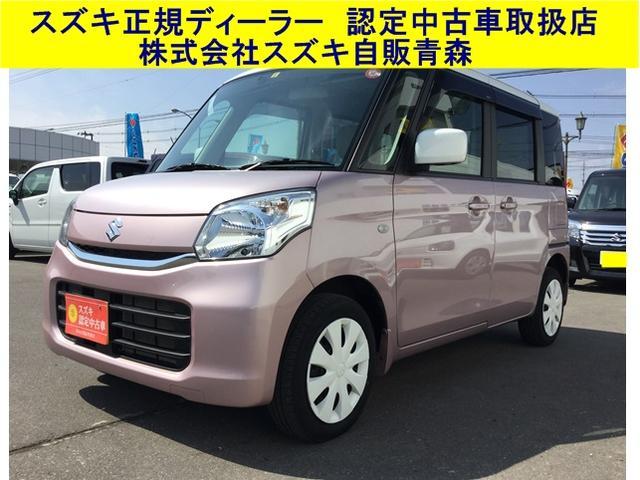 スズキ X 2型 4WD CVT シートヒーターアイドリングストップ