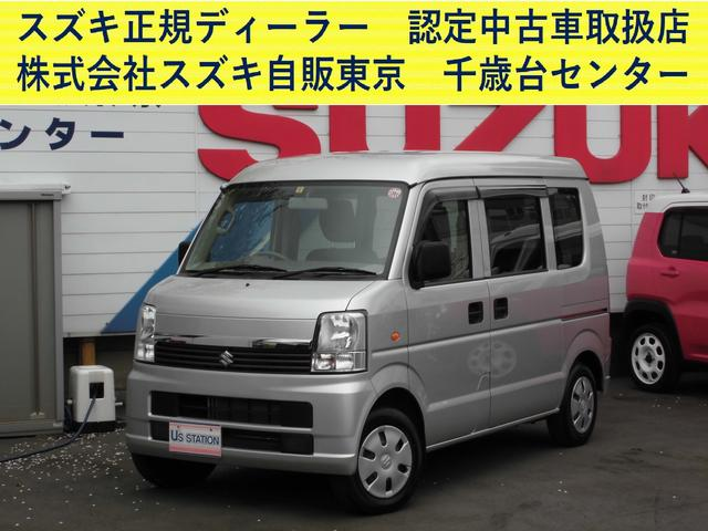 スズキ 車いす移動車 後部電動固定 リヤシート無 補助シート&車いす
