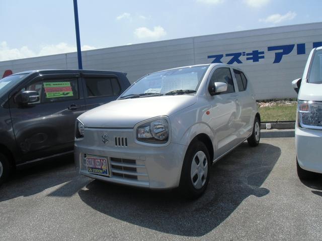 沖縄県豊見城市の中古車ならアルト S 2型