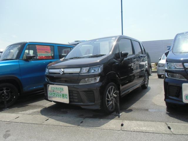 沖縄県豊見城市の中古車ならワゴンR 25周年記念車 HYBRID FZリミテッド