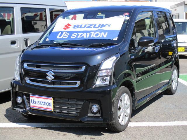 スズキ スティングレー HYBRID X 自動軽減ブレーキ装備!
