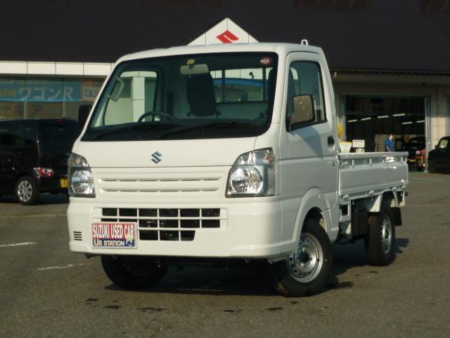 スズキ KCパワステ 3型 5MT