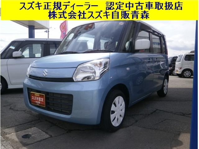 スズキ X  4WD CVT  自動スライドドア
