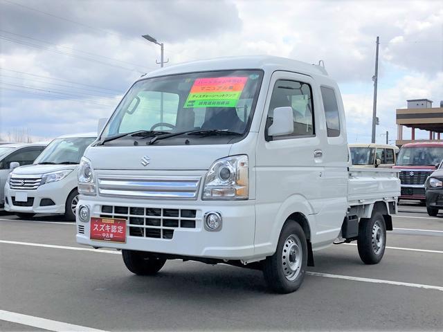スズキ スーパーキャリイ X 4WD 5MT HIDライト装備