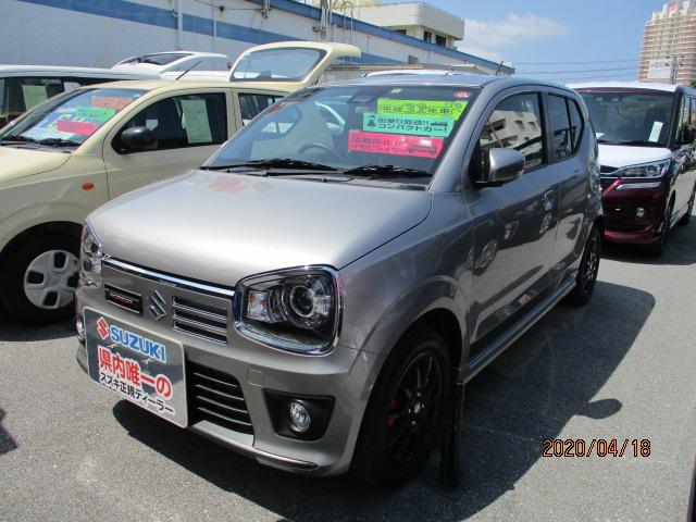 沖縄県の中古車ならアルトワークス ワークス 2型