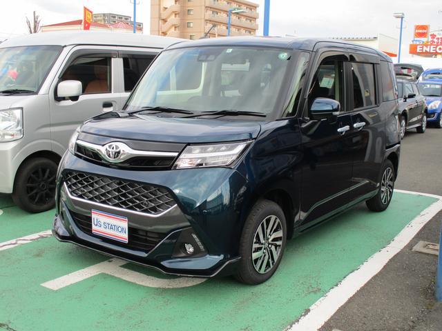 トヨタ カスタムG 4WDCVT パワースライドドア スマアシIII