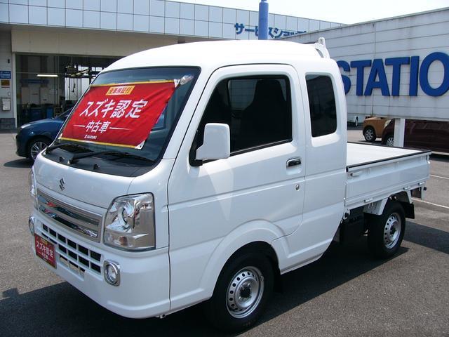 「スズキ」「キャリイトラック」「トラック」「和歌山県」の中古車