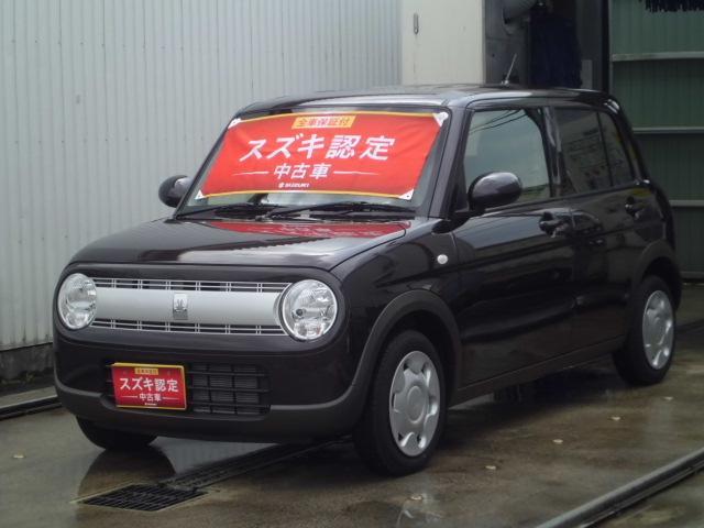 スズキ L レーダーブレーキサポート装着車