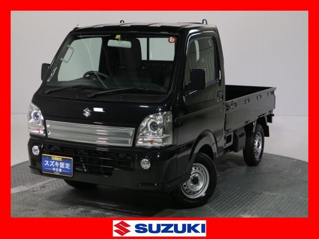 スズキ キャリイトラック KX 3型  2WD3AT HIDライト付