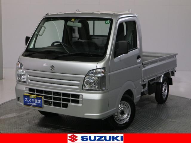 スズキ KCエアコンパワステ 3型 パートタイム4WD