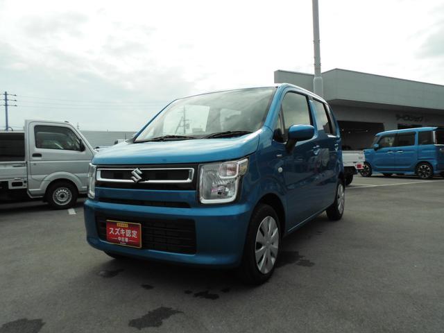 沖縄県うるま市の中古車ならワゴンR HYBRID FX