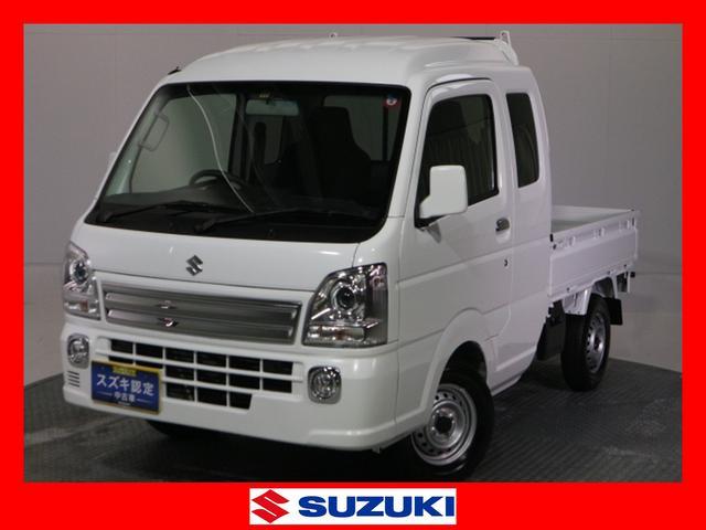 スズキ スーパーキャリイX  パートタイム4WD5AGS