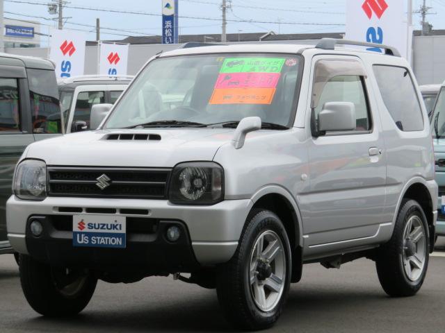 スズキ ジムニー XC 10型  4WD CDプレーヤー キーレスエントリー