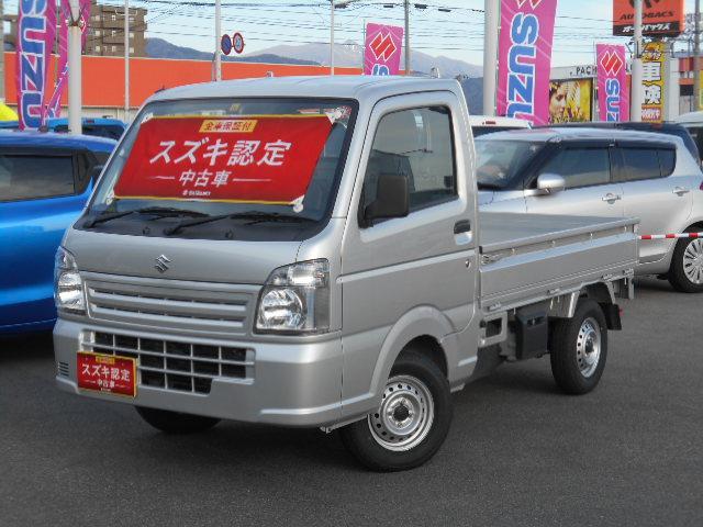 スズキ キャリイトラック KCパワステ 3型