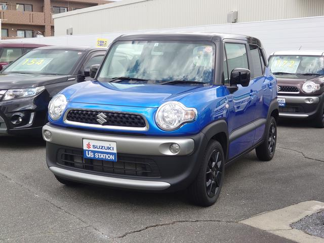 「スズキ」「クロスビー」「SUV・クロカン」「長野県」の中古車