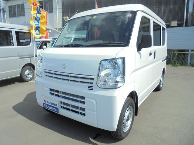 スズキ PAリミテッド 3型 パ-トタイム4WD 5GAS ホワイト