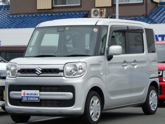 「スズキ」「スペーシア」「コンパクトカー」「静岡県」の中古車