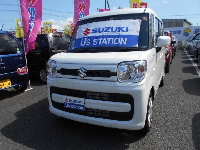 「スズキ」「スペーシア」「コンパクトカー」「茨城県」の中古車