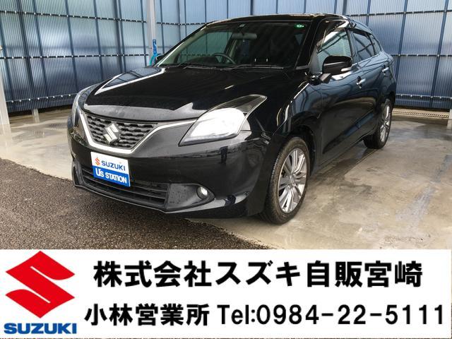 「スズキ」「バレーノ」「コンパクトカー」「宮崎県」の中古車