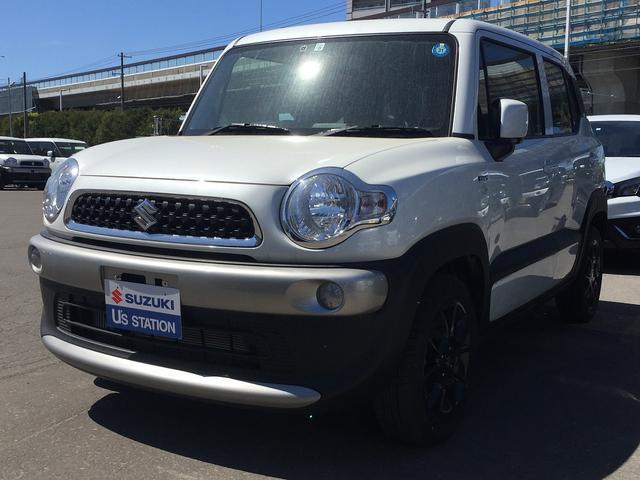 「スズキ」「クロスビー」「SUV・クロカン」「北海道」の中古車