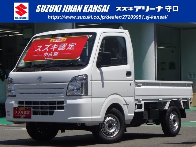 スズキ KCエアコンパワステ 4型 AM/FMラジオ・5MT・4WD