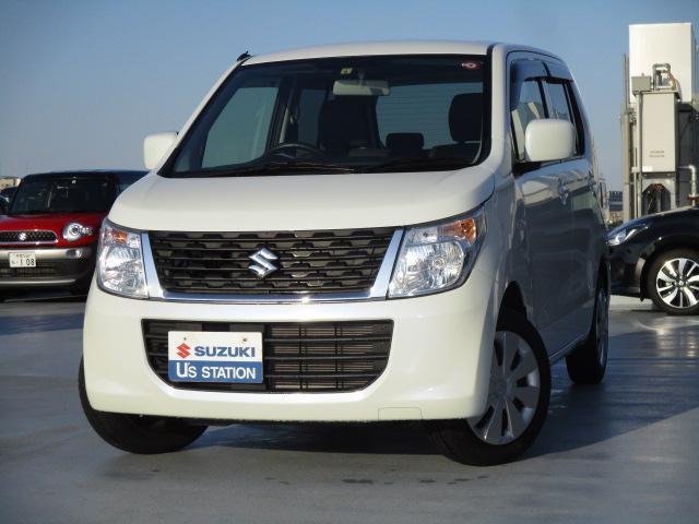 スズキ FX 4型 2WD CVT 運転席シートヒーター