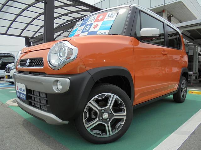 「和歌山県」の「スズキ」「ハスラー」「コンパクトカー」の中古車