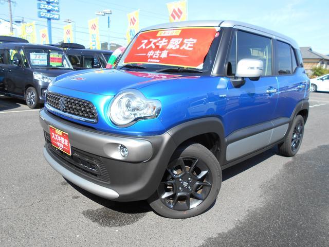 「スズキ」「クロスビー」「SUV・クロカン」「山口県」の中古車