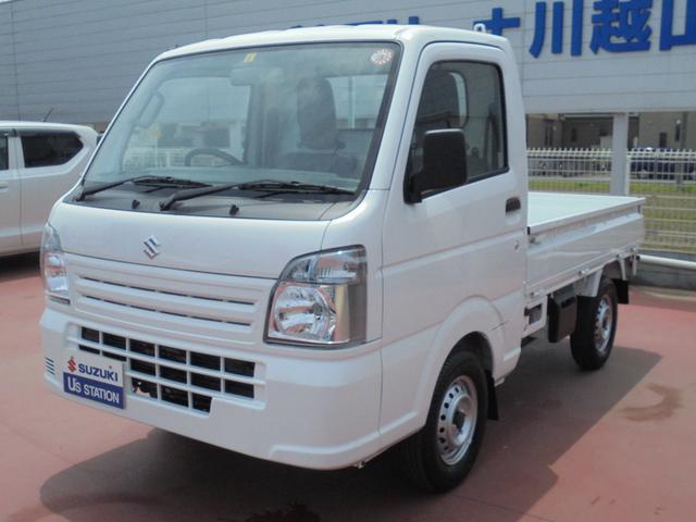 スズキ KCエアコンパワステ 3型 4WD 5MT